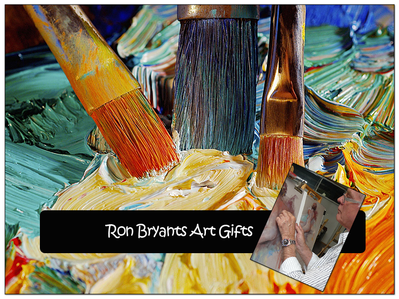 Ron Bryant's Art Gifts