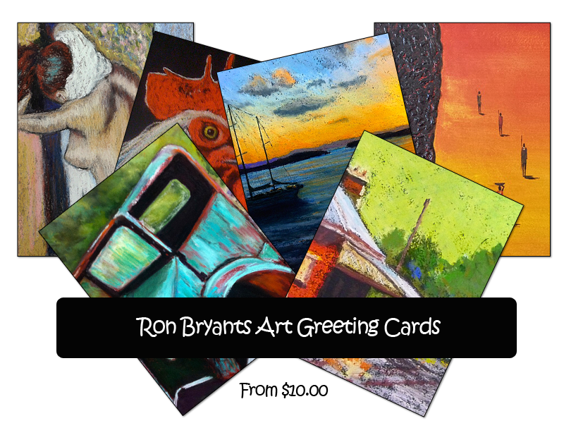 Ron Bryant's Greeting Cards