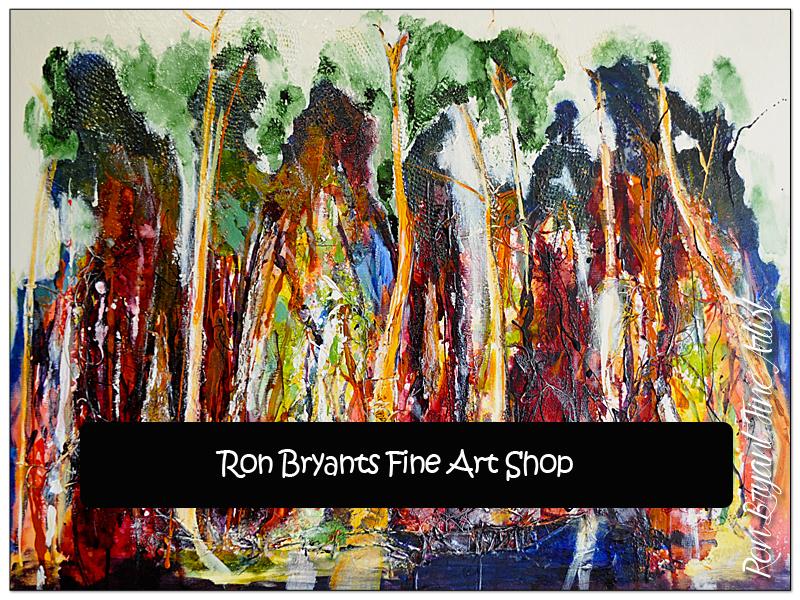 Purchase Ron Bryant's Fine Art